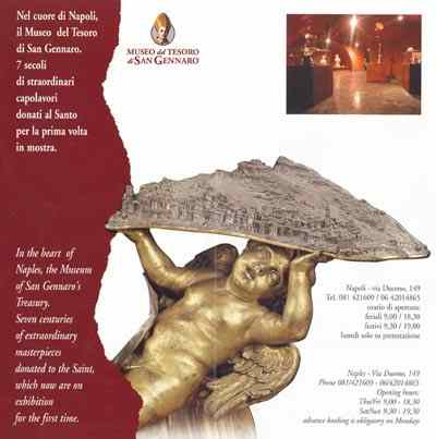 image of museum brochure