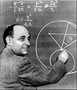 Enrico                 Fermi photo