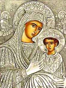 Greek Orthodox icon