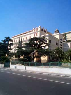 Jesuit college in Naples