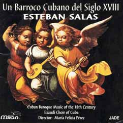 Salas CD cover