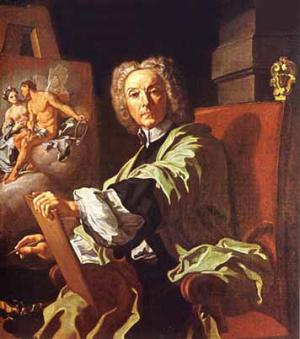 solimena self-portrait