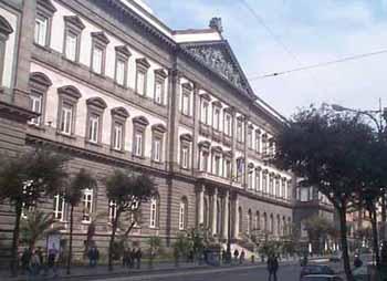 main building university